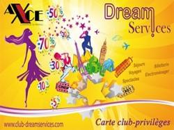 Carte Club Privilèges DREAMSERVICES